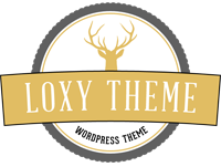 Loxy – Responsive WordPress Theme for Blog