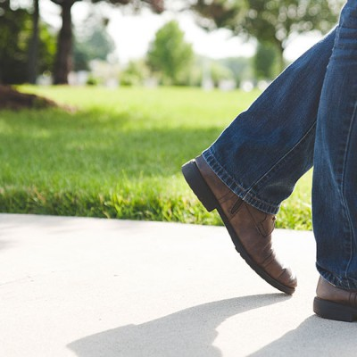 How healthy is a walk in the park