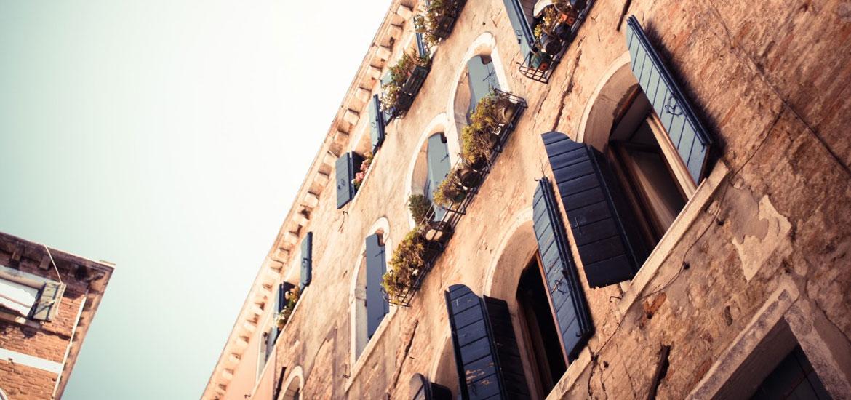 Historic building in Rome